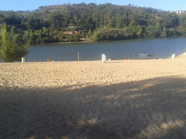 Praia Fluvial de Crestuma