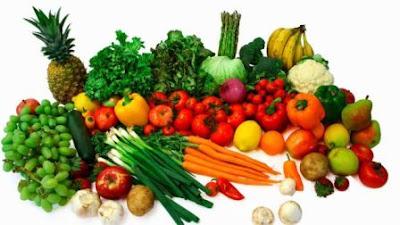 Cara Penyembuhan Penyakit dengan Buah-buahan Sayur-sayuran