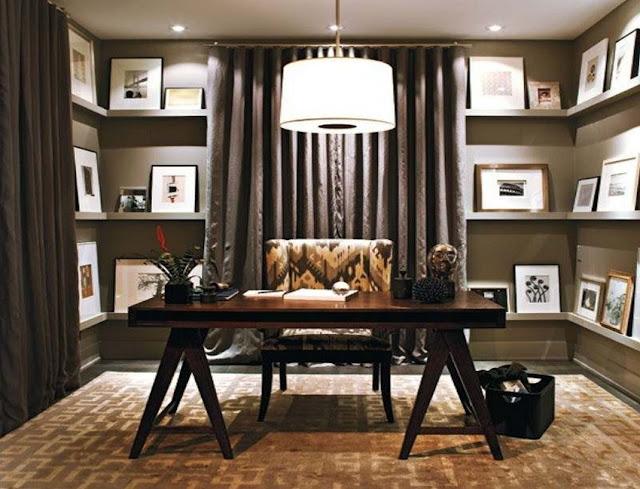 best home office desk decor ideas and lighting design ideas