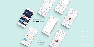 Fletro Pro V5.5 Premium Blogger Template - Responsive Blogger Template