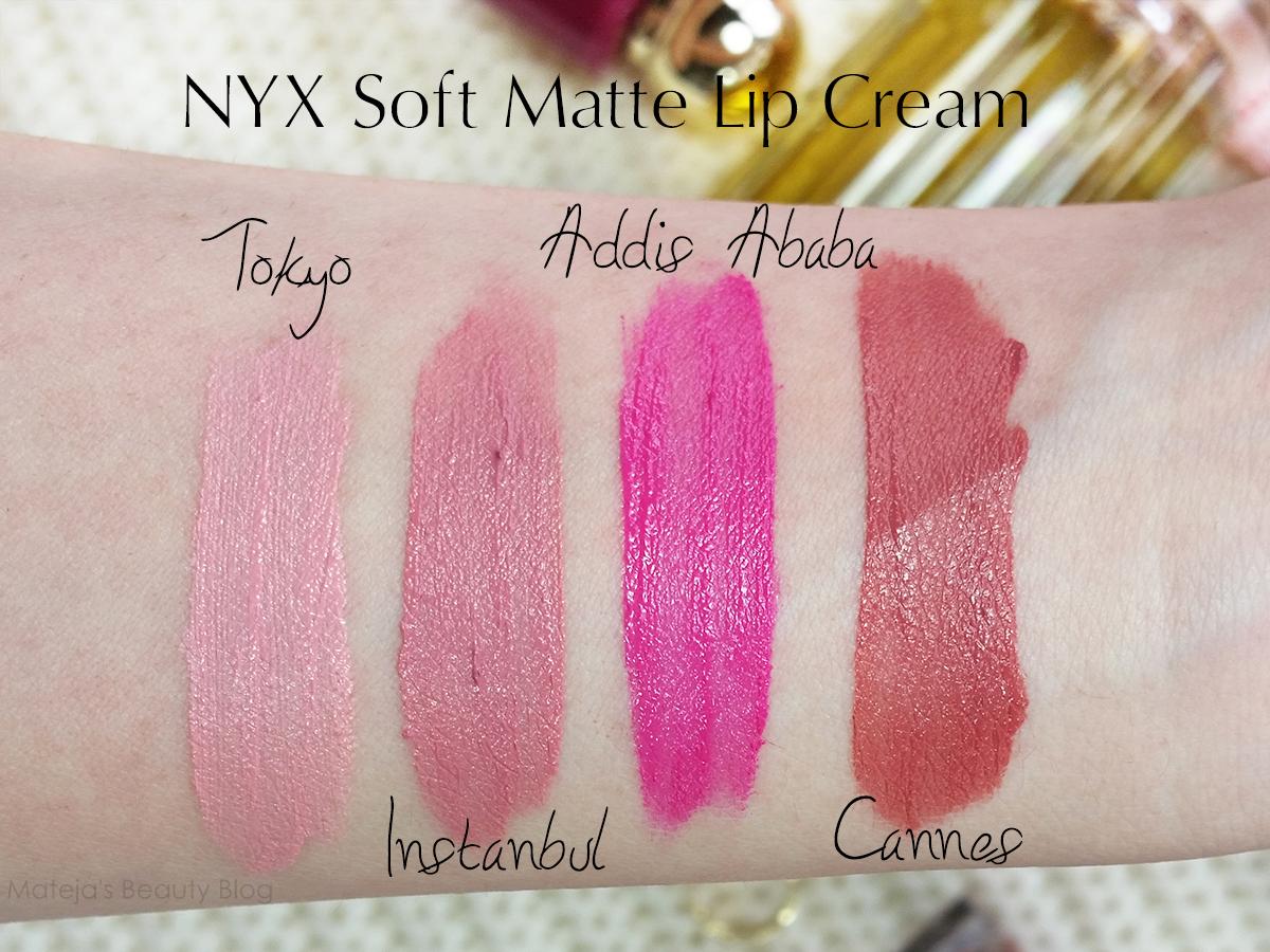 Soft Matte Lip Cream by NYX Professional Makeup #17