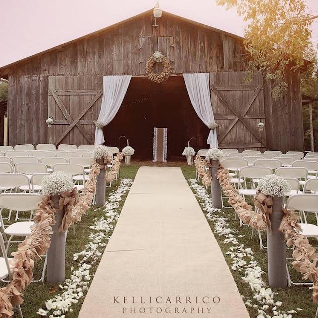 Barn Wedding Venues Virginia