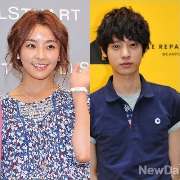 Jung joon young and yoo mi dating laws
