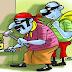 सिंघाना: घर वाले सो रहे थे, मकान का जंगला उखाड़ कर घुसे चोर, जेवरात और नकदी ले गए