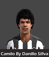 Face Camilo-Botafogo PES 2013