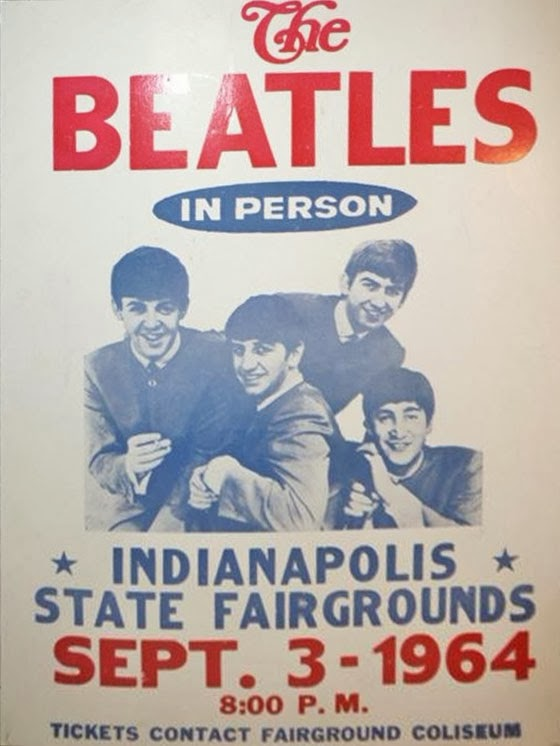 The Daily Beatle: Beatles in Concert: Indiana State Fair