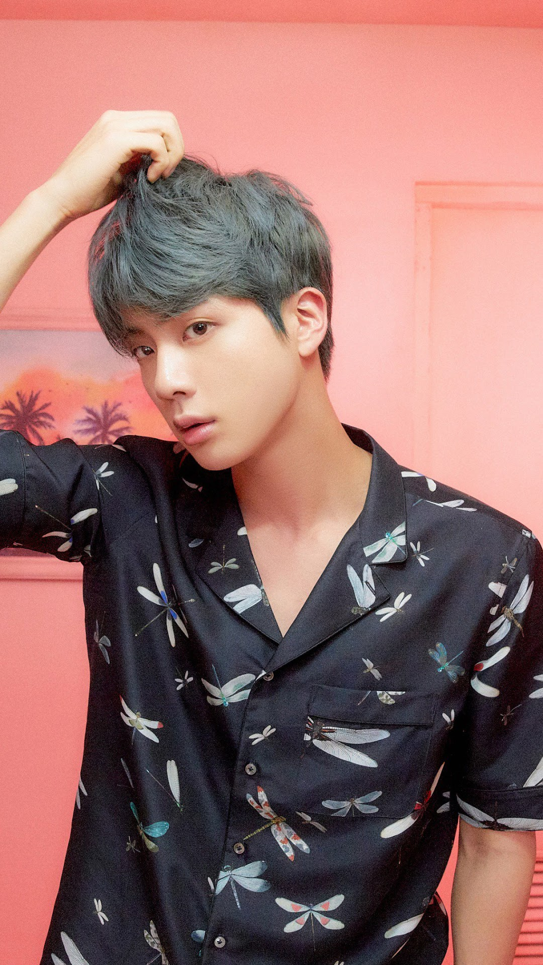jin bts map of the soul persona uhdpaper.com 4K 16