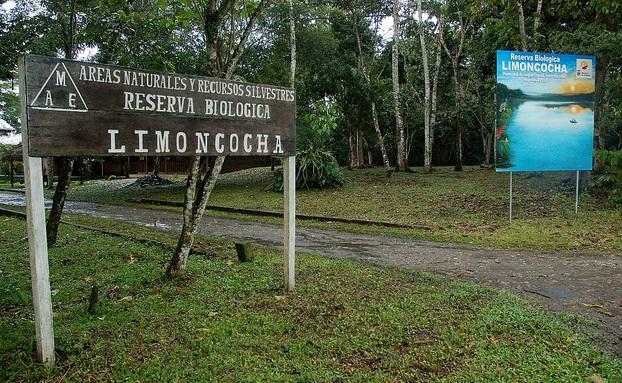 Reserva Biológica Limoncocha
