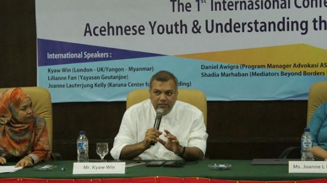 Sejak 1963, Muslim Myanmar Dilarang Berpendidikan Tinggi Oleh Pemerintah