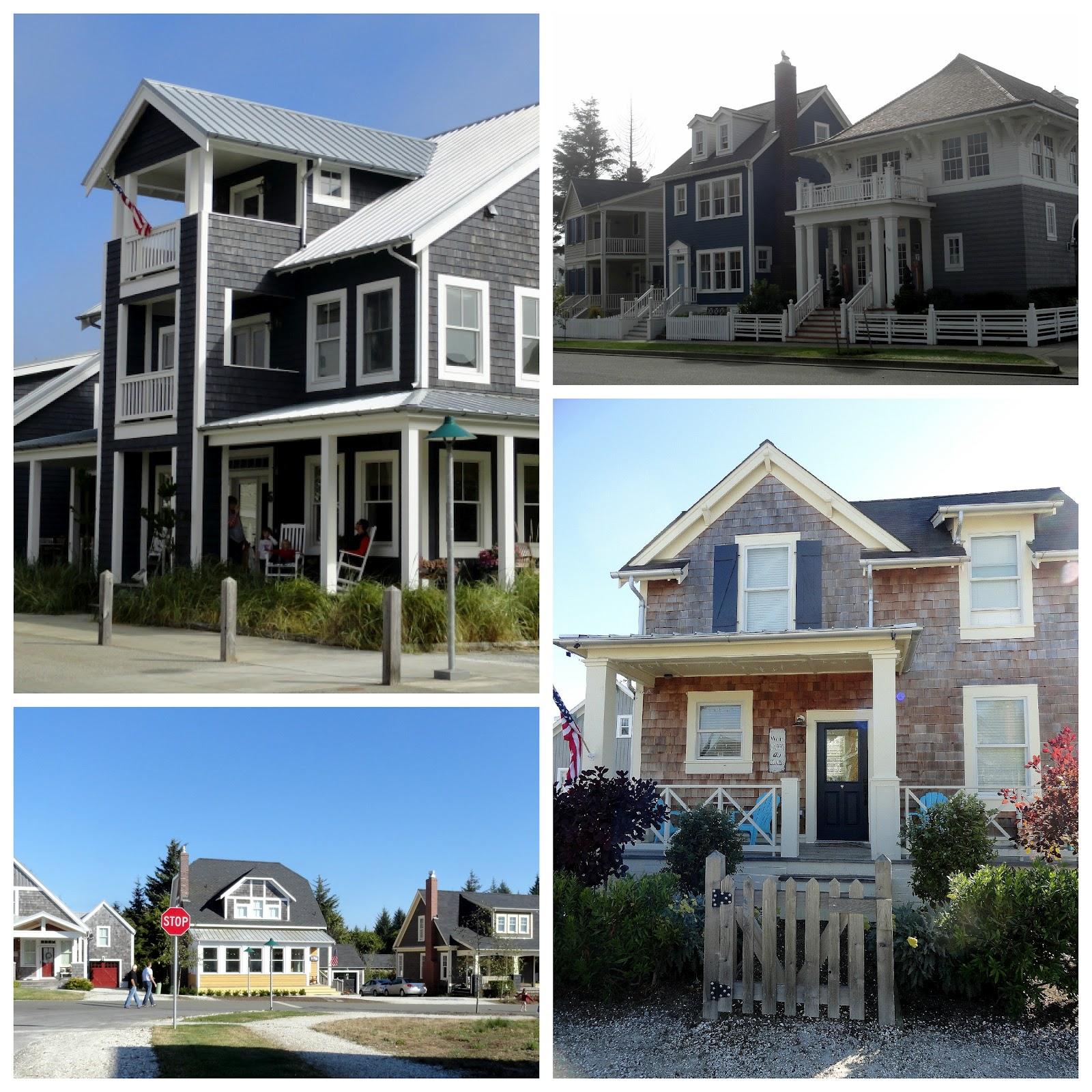 Homes For Ret: Seabrook, WA A Beach Town