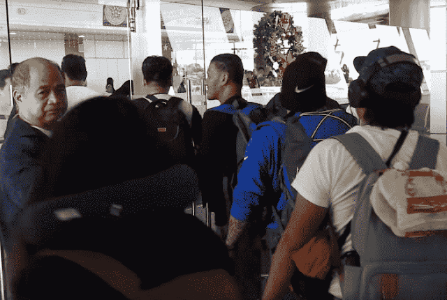OVERSEAS WORKERS WELFARE BRINGS 109 DISTRESSED FILIPINOS HOME