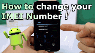 Generate A New IMEI Number For Your Android Phone Using IMEI Generator