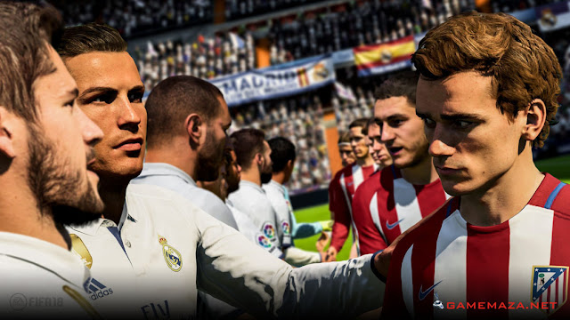 FIFA 18 Gameplay Screenshot 2