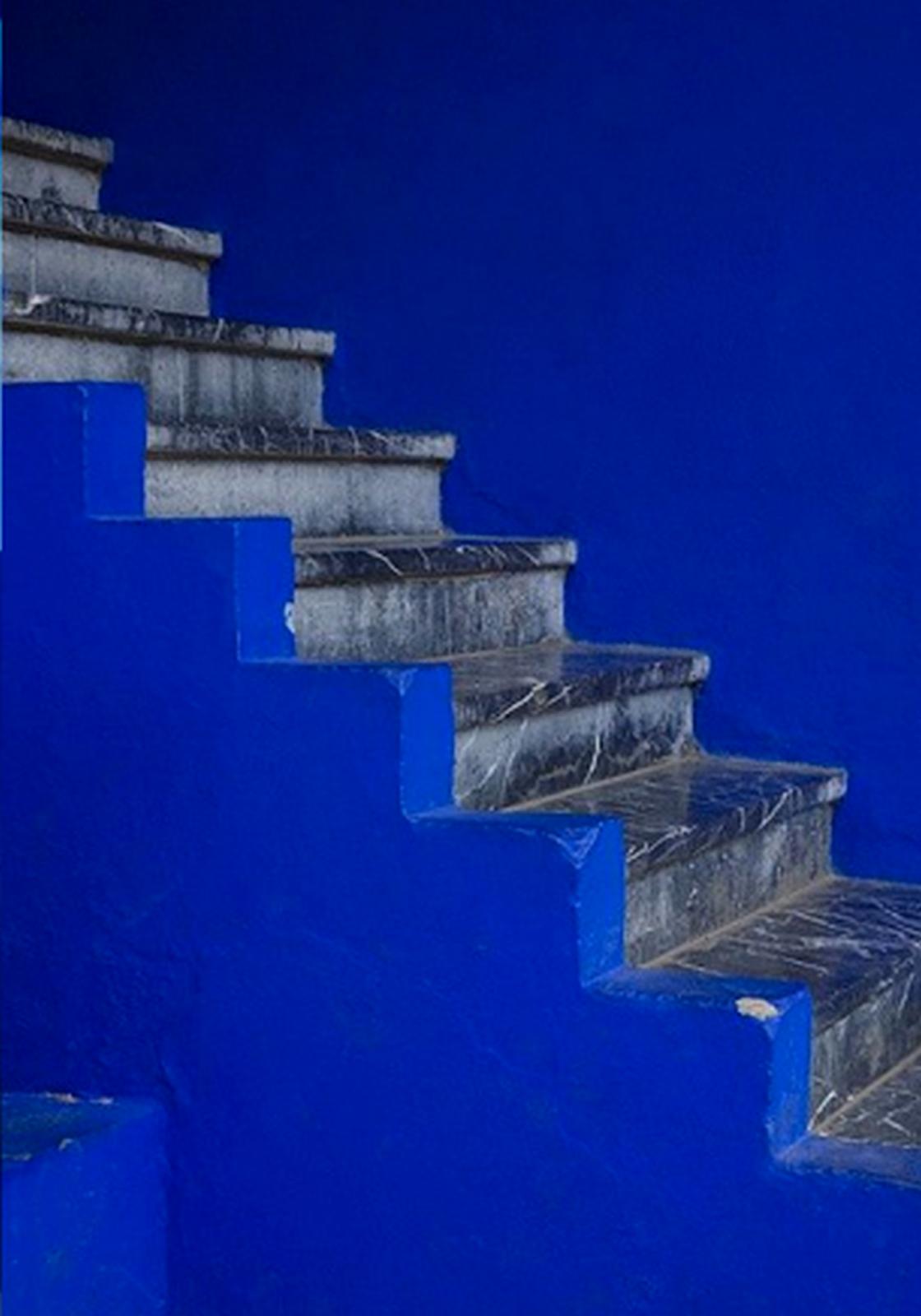 Inaîlé Set Designer Le Bleu Majorelle En