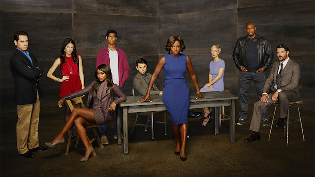 capa temporada How to get away with murder