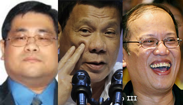 "DOJ Prosecutor to ""yellows"": Even sick Duterte is better than your healthy Noynoy"