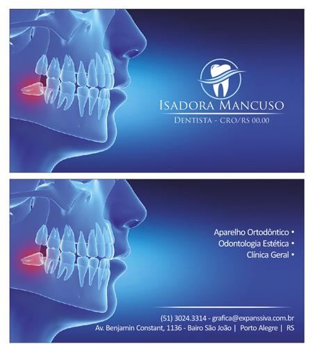 cartoes visita odontologia%2B%252814%2529 - Cartões de Visita Criativos para Dentistas