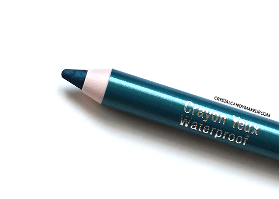 Clarins Waterproof Eye Pencil 5 Aquatic Green Review