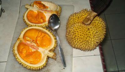 Buah Lai mirip durian