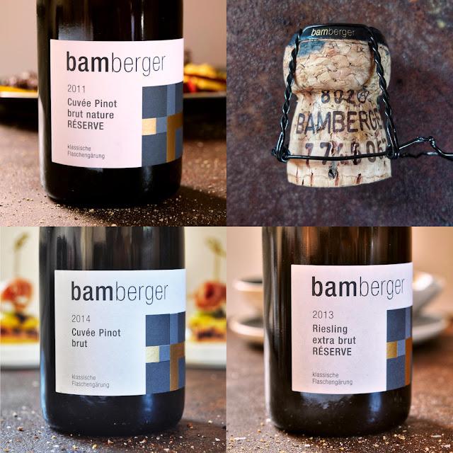Winzersekt aus dem Weingut Bamberger