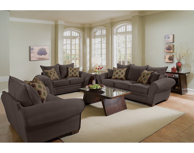 Living Room Sets - The Rendezvous Collection