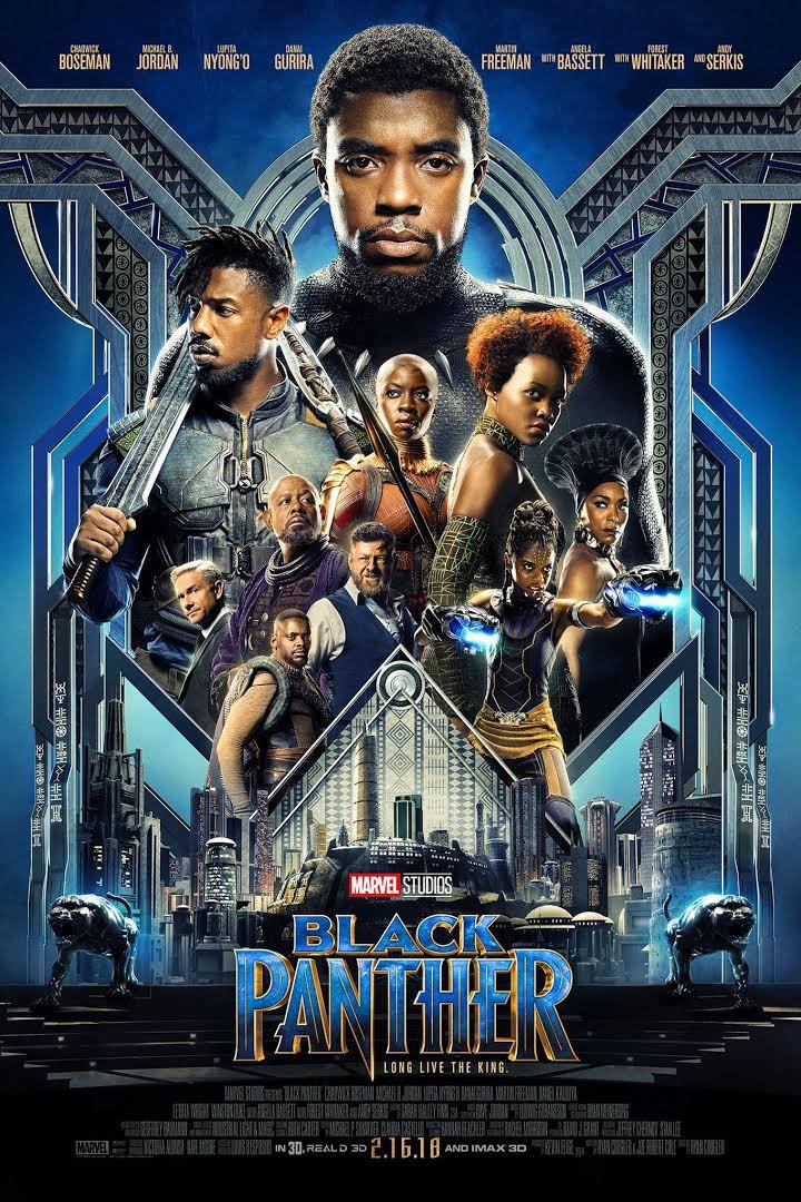 Black Panther 2018 Full BRRip 720pMovie Download Dual Audio