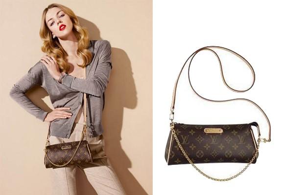 Cheer For Bags Louis Vuitton Eva Clutch