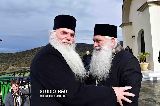 Σύναξη Νέων Μητροπόλεων Αργολίδας και Λαυρεωτικής στον Άγιο Λουκά Ναυπλίου (βίντεο)