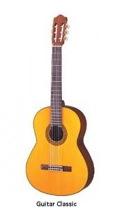 Chọn acoustic hay classic khi mới học đàn Guitar