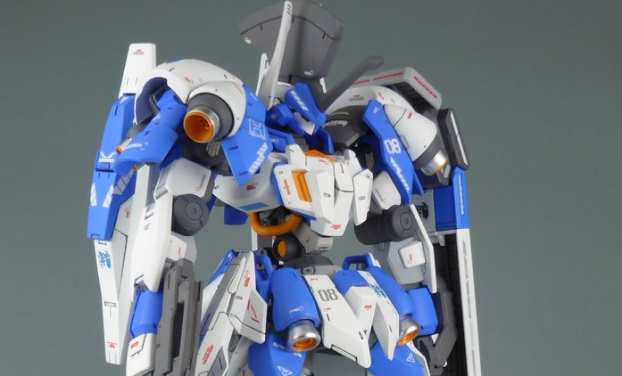 "Custom Build: HG 1/144 Helmwige ""Ritter"" - Gundam Kits Collection News and Reviews"