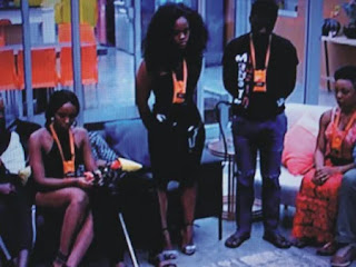 Entertainment: BBNaija! Cee-C, Lolu punished for not bonding