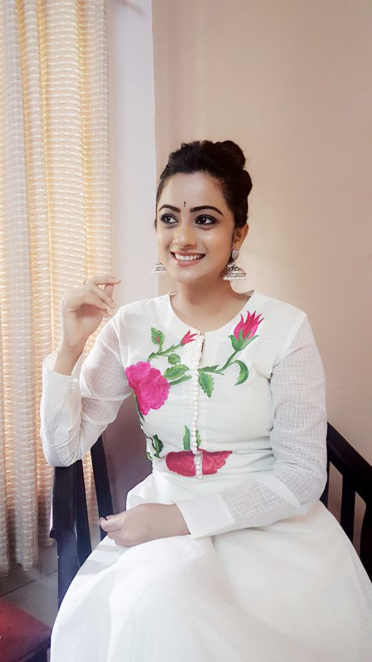 Actress Namitha Pramod Latest pics