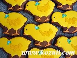 Роспись пряников глазурью (айсингом), видео мастер-классы. Пасхальное печенье, пасхальные пряники, печенье на Пасху