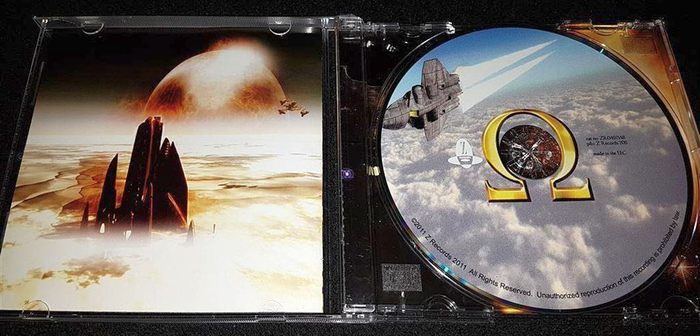 OMEGA - Journey To The Far Side Of The Sun (retail) cd photo