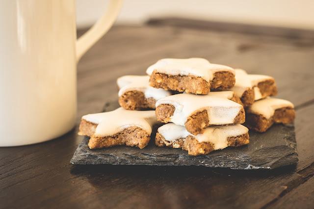 Cinnamon Stars recipe rvrecipes