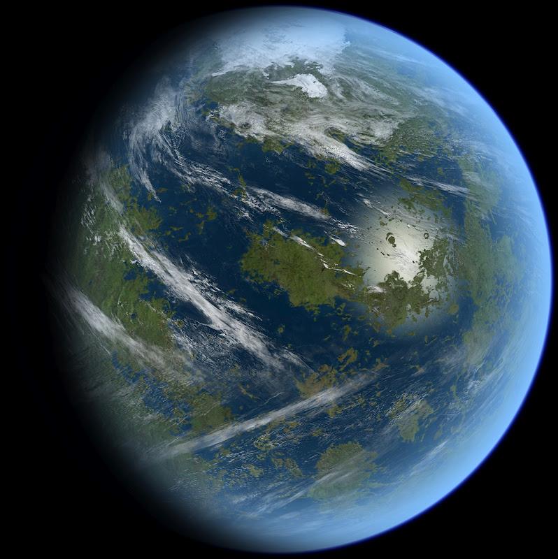 Mars Terraforming: Beyond Earthly Skies: Paraterraforming: Creating Habitable