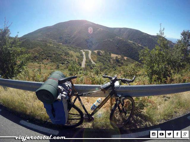 Viajar en bicicleta - Cicloturismo