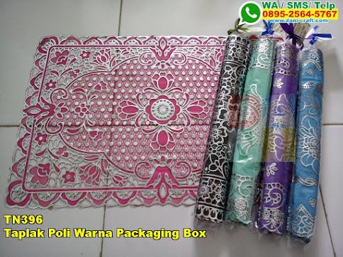 Jual Taplak Poli Warna Packaging Box
