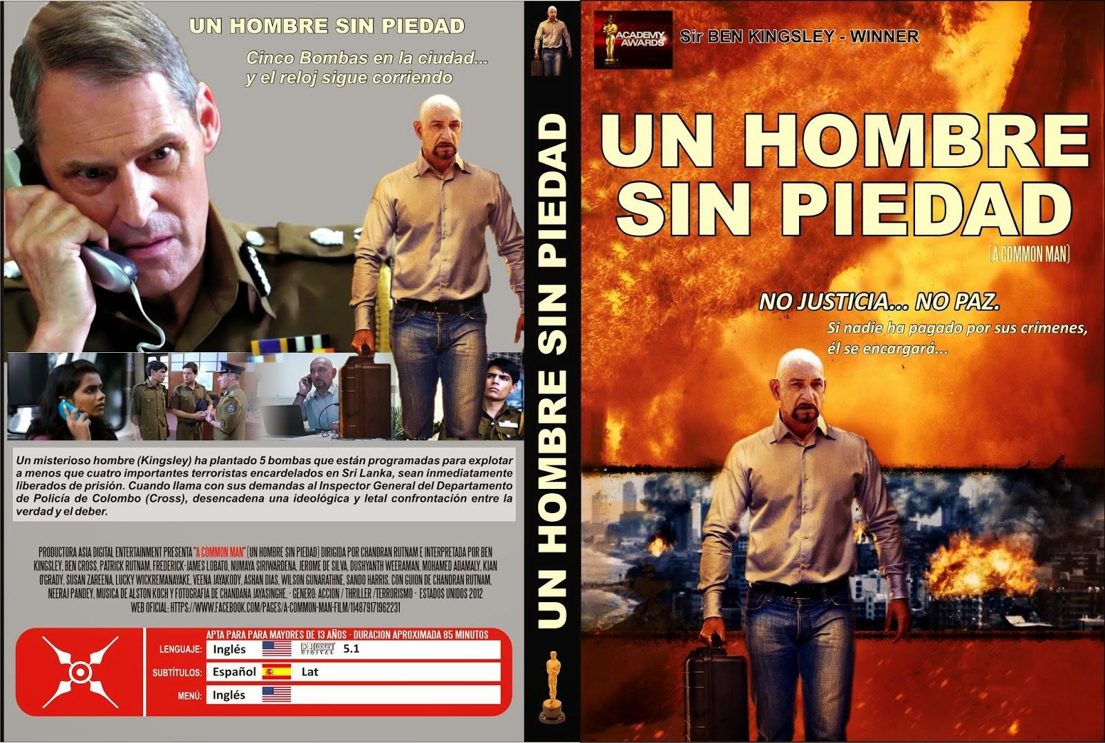 DVD - PS2 - SERIES - PROGRAMAS: Un Hombre Sin Piedad - A ... A Common Man Dvd
