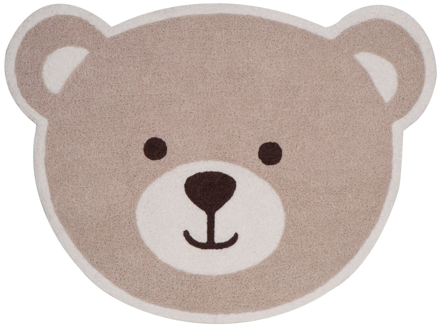 Cute Cartoon Rugs And Doormats Bear Rug For Baby Kids