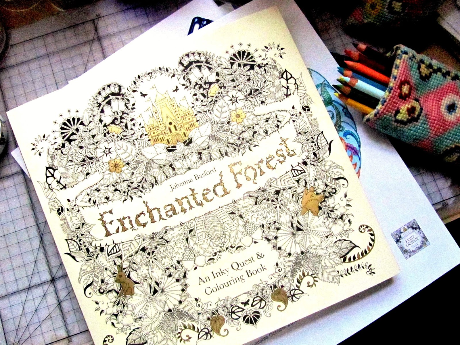 But Now In 2015 The Queen Of Colouring Is Undoubtedly Scottish Illustrator Johanna Basford Her First Book Secret Garden Has Sold Over A Million