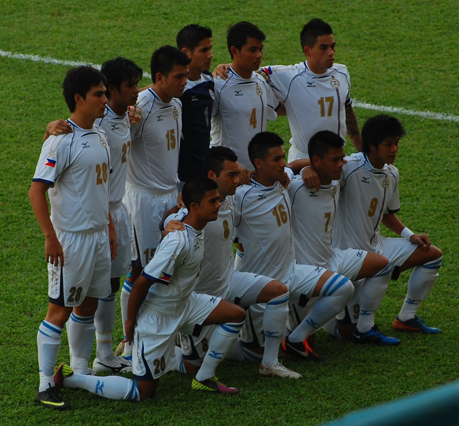 Indonesia U18 Vs Laos: Asian Football Pictures: Philippines V Laos 3-2