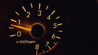 Kecepatan mesin