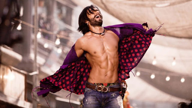 Naughty Ranveer Singh HD Pictures