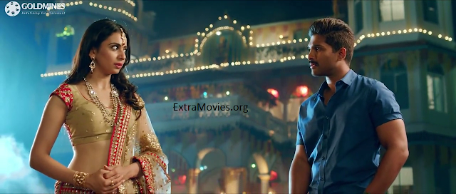 Sarrainodu Full Movie (2016) in Hindi Dubbed Download