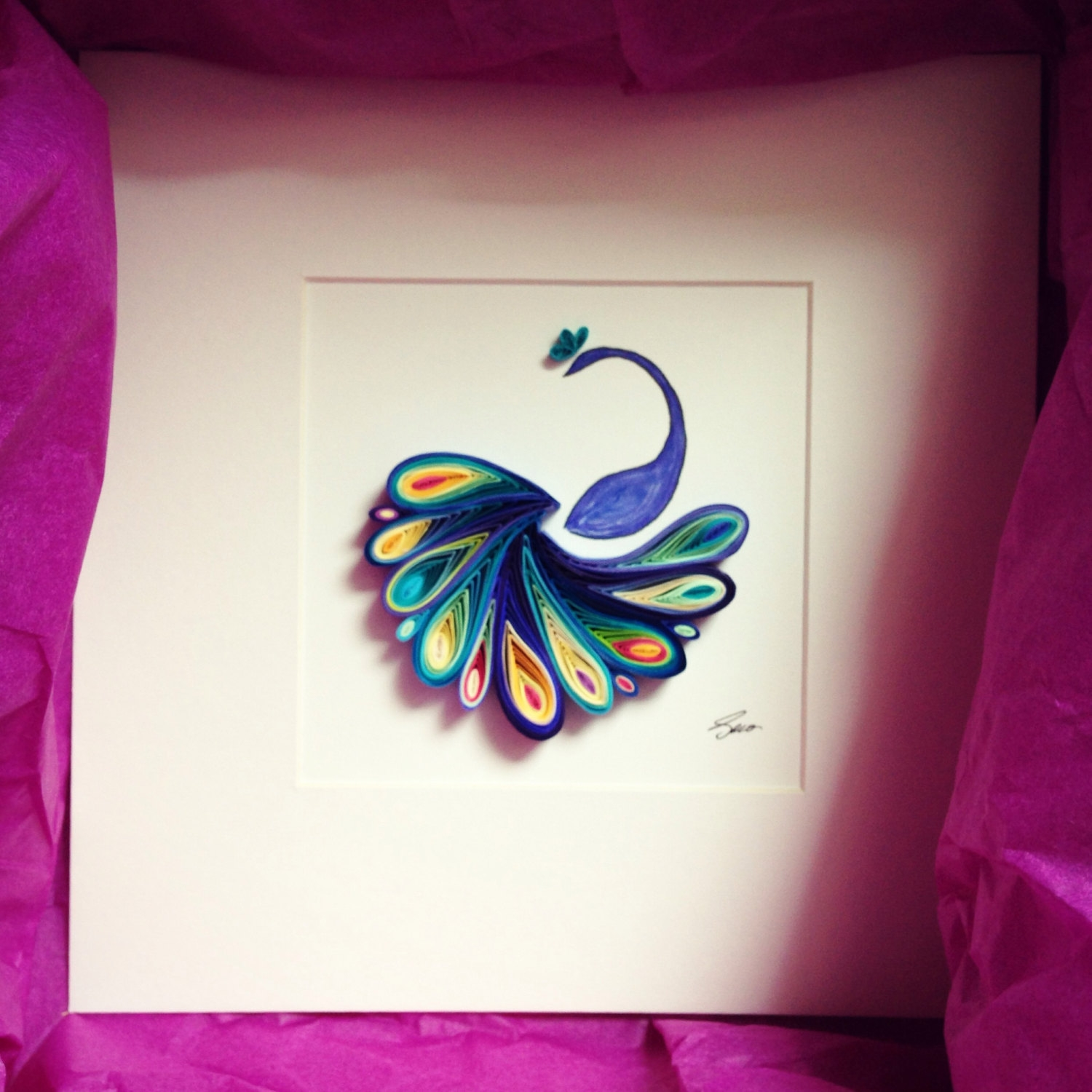 08-Peacock-Sena-Runa-Beautiful-Designs-Accomplished-with-Paper-Quilling-Art-www-designstack-co
