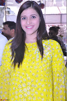 Mannara Chopra Looks Cute in Yellow Salwar Suit ~  Exclusive 49.JPG