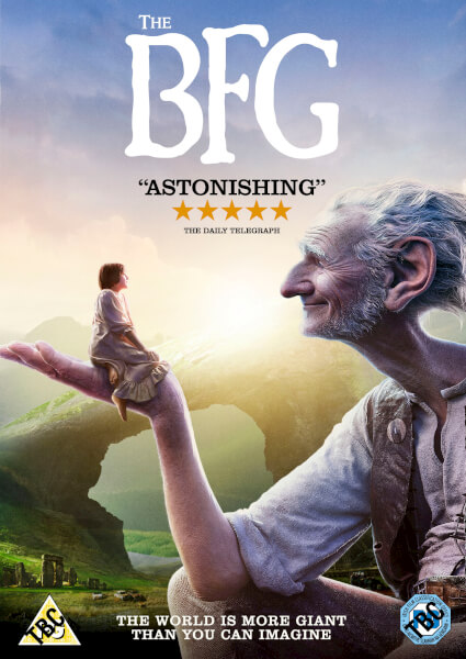 Wee Shubba S World Moviereview The Bfg 2016