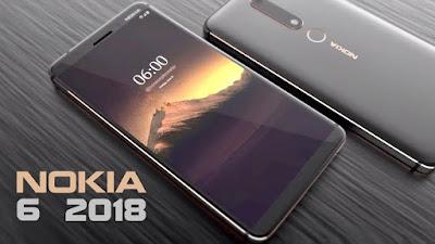 Nokia 6 2018 Terbaru