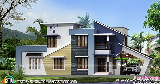 New generation home design